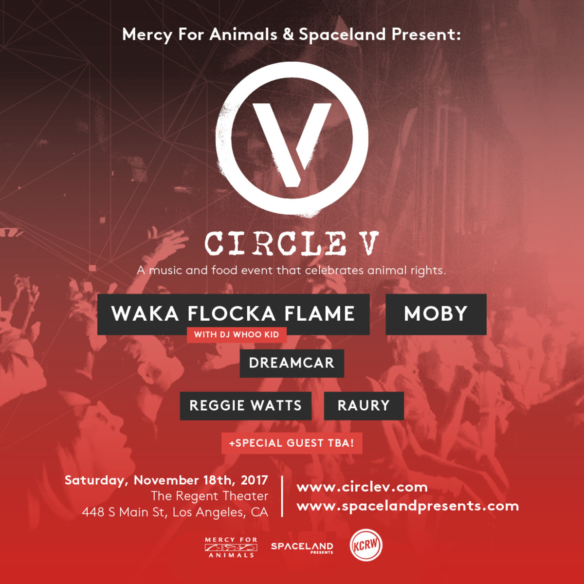 Circle V 2017