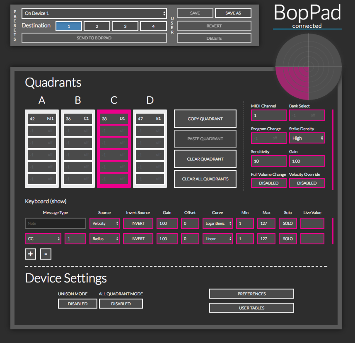KMI's New BopPad Brings The Power And Feel Of Percussion To