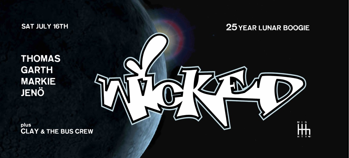 Wicked 25 Year party