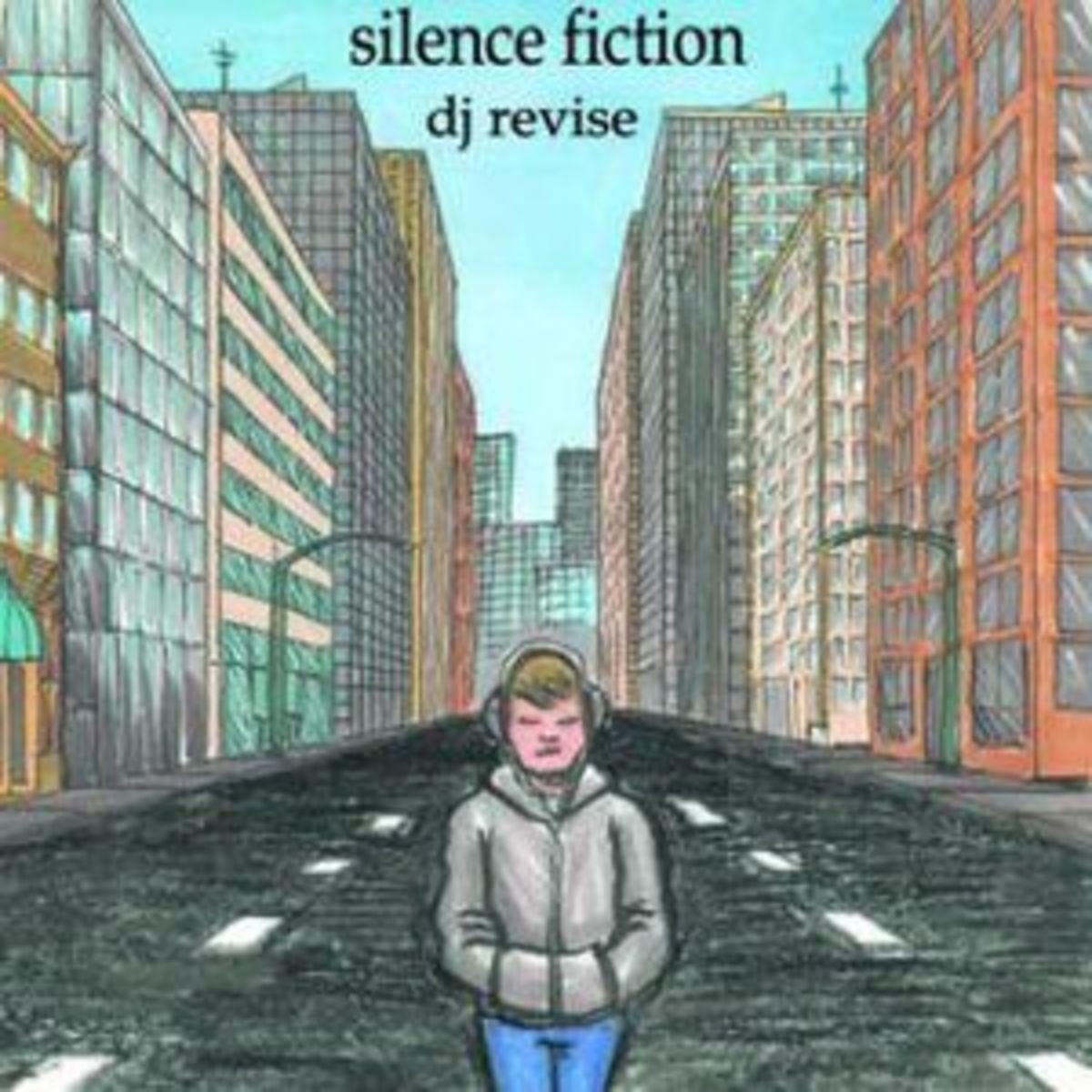 DJ Revise Silence Fiction