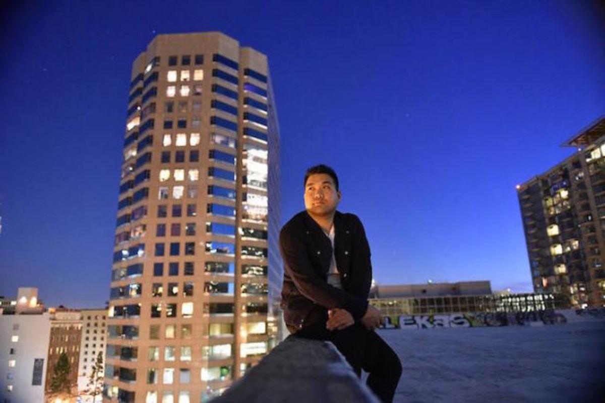 Darin Epsilon, head of progressive house label Perspectives