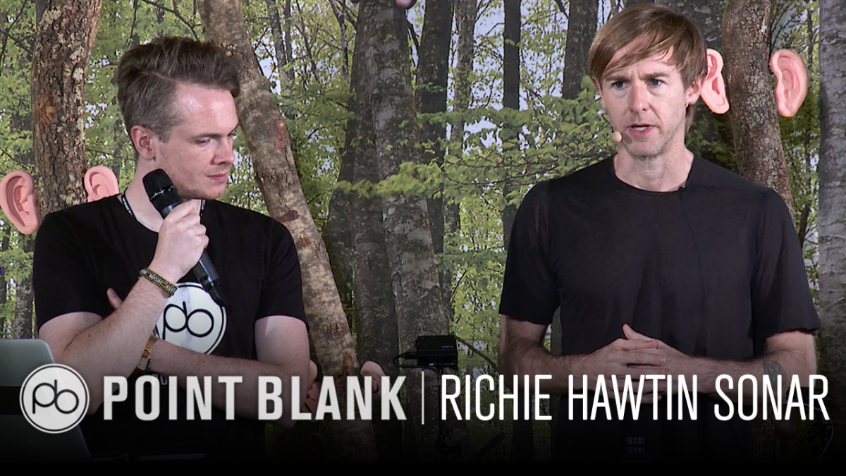 Richie Hawtin Joins Point Blank at SONAR 2016