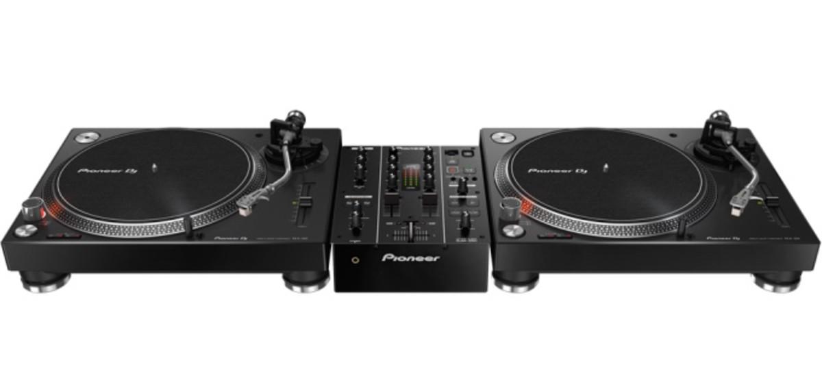 Pioneer PLX500 black