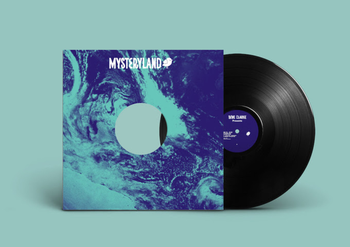 Mysteryland 2016 vinyl sampler Dave Clarke Presents
