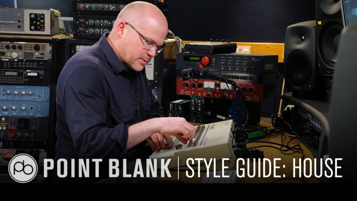 Point Blank House Style Guide