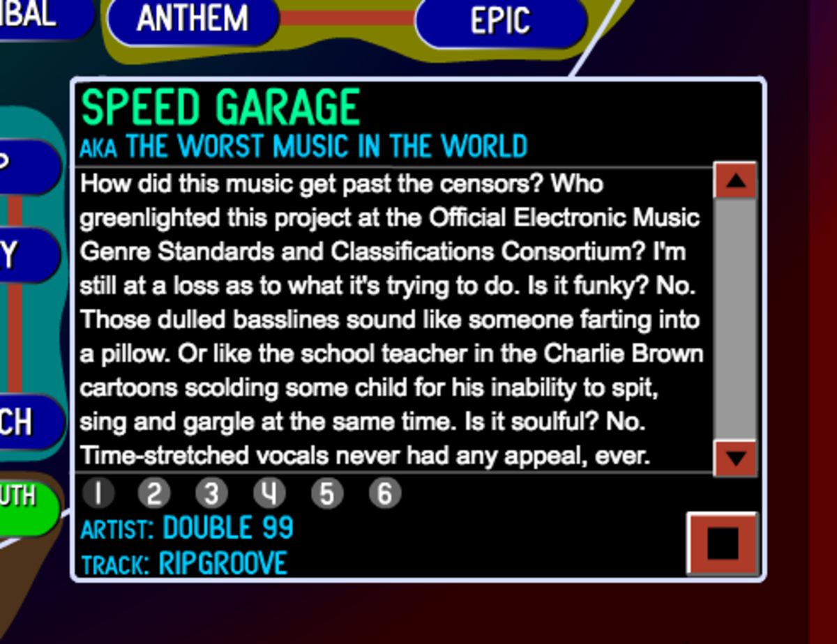Ishkur's Guide to Electronic Music Speed Garage