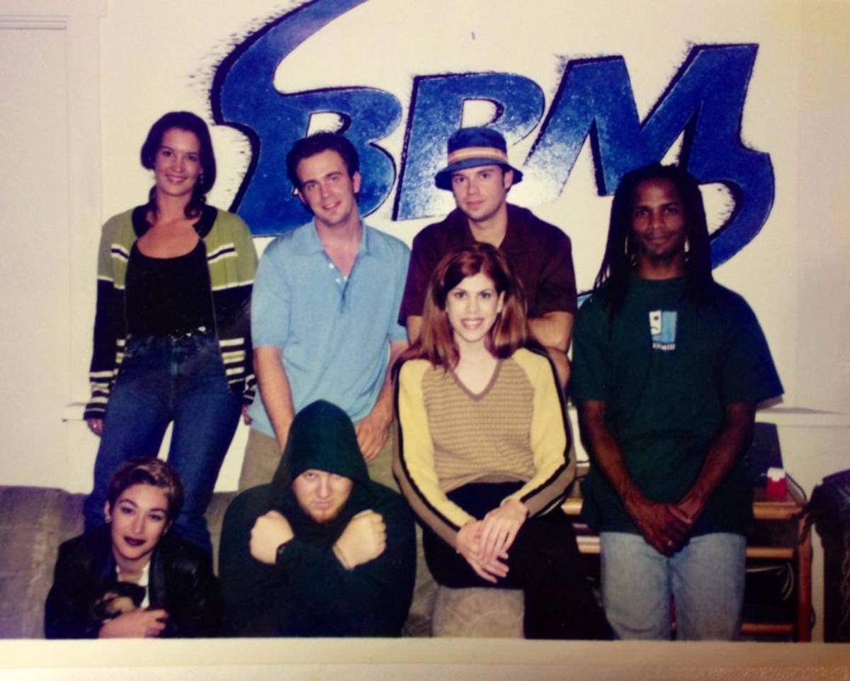 BPM Magazine Crew 1997