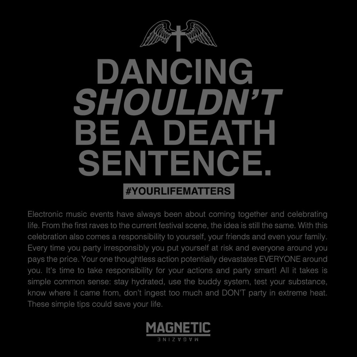 Dancing Shouldn't Be A Death Sentence