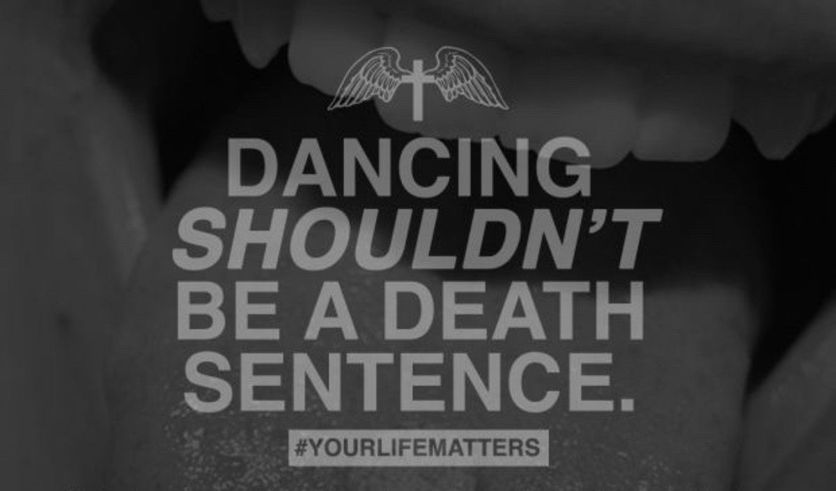Dancing Shouldn't Be A Death Sentence Cropped