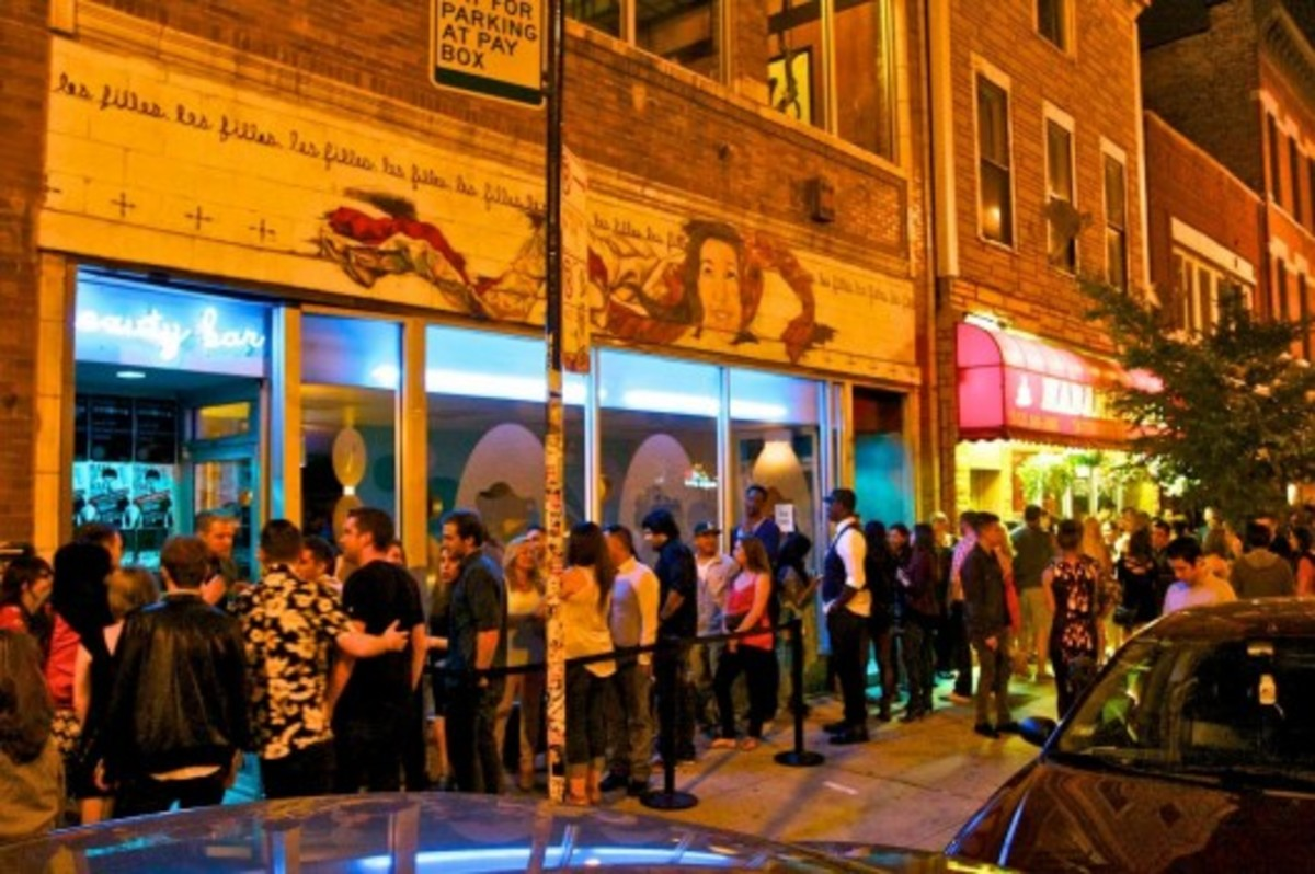 Beauty Bar Chicago