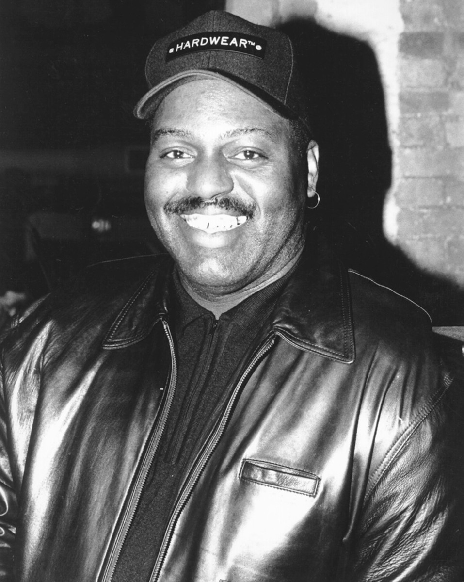 Frankie Knuckles. Photo Credit: Getty Images.