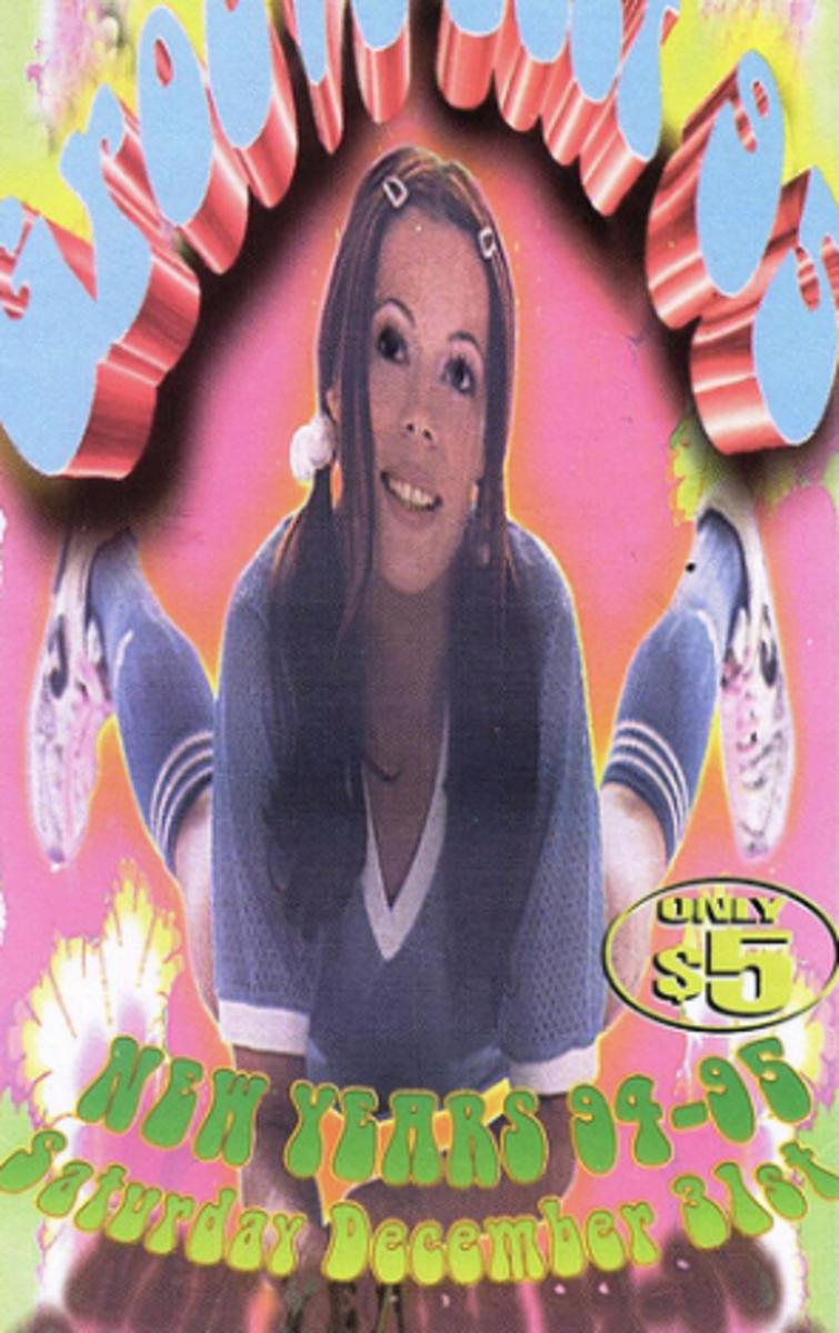 Groo**** 95 Flyer