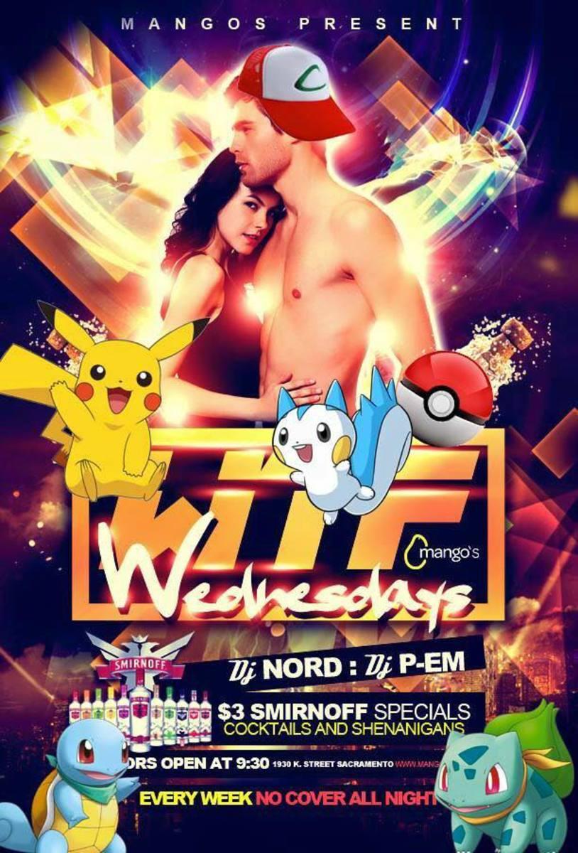 WTF Wednesdays