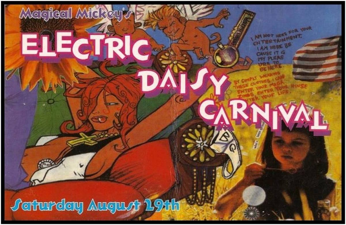 Electric Daisy Carnival 1992