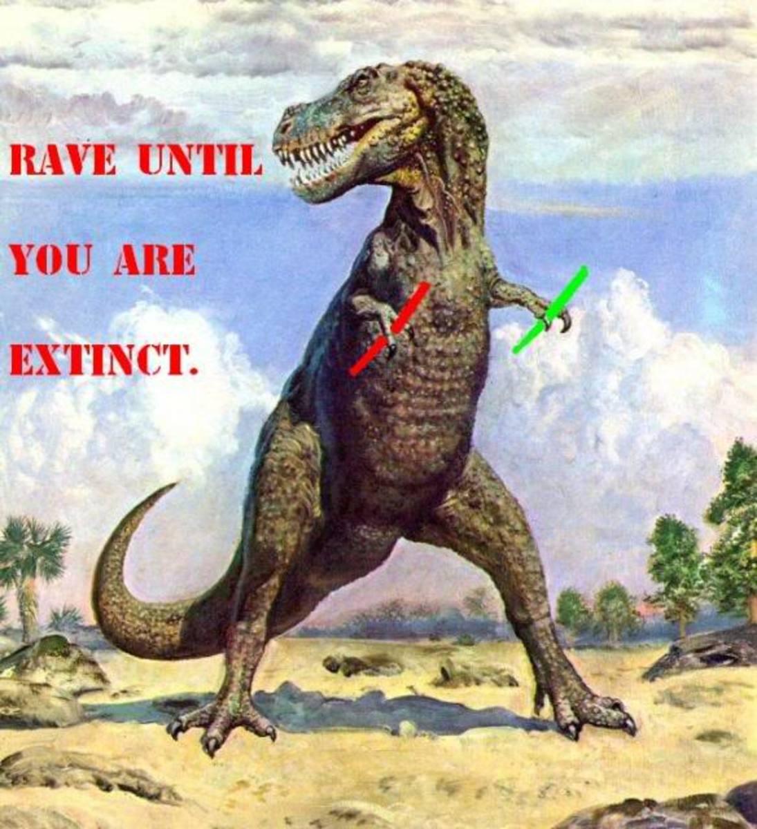 Dance Dinosaur