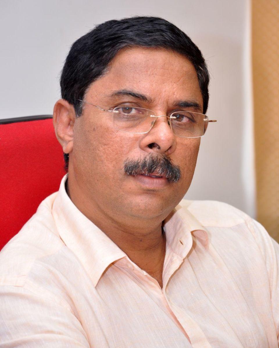 Goa Tourism Minister Dilip Parulekar
