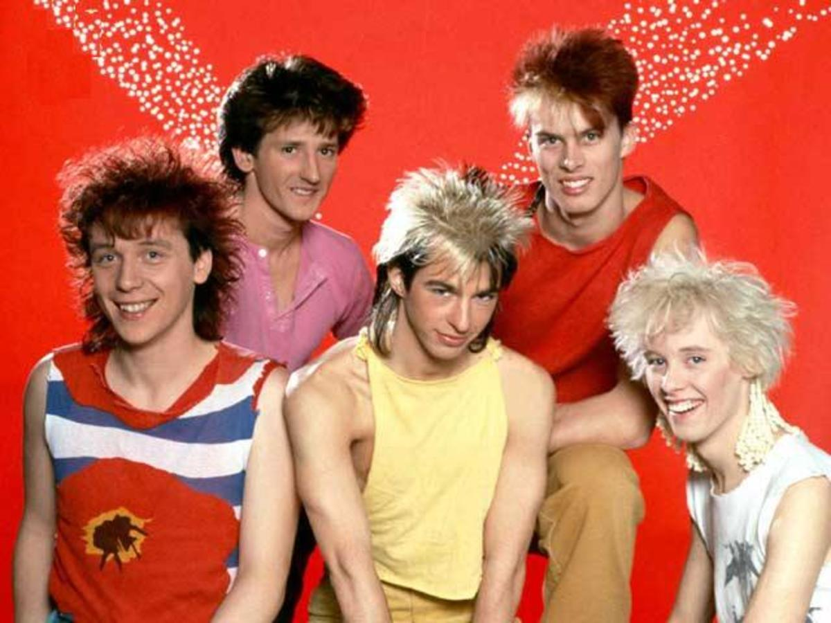 Kajagoogoo Limahl Photo