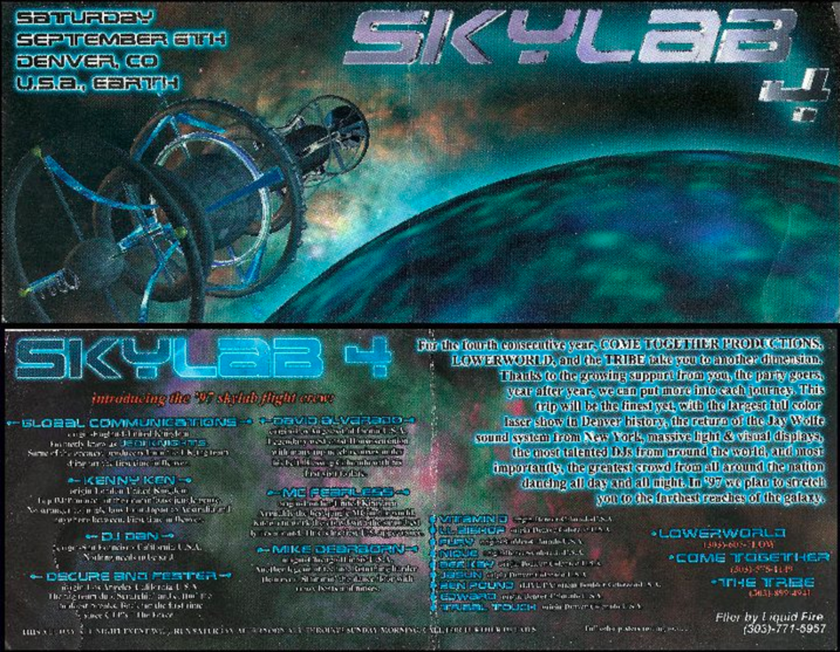 Skylab 4 Flyer