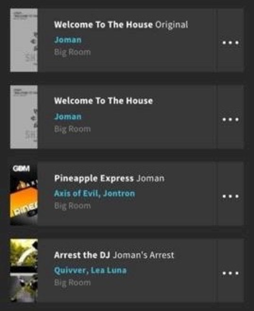 Joman Big Room Beatport