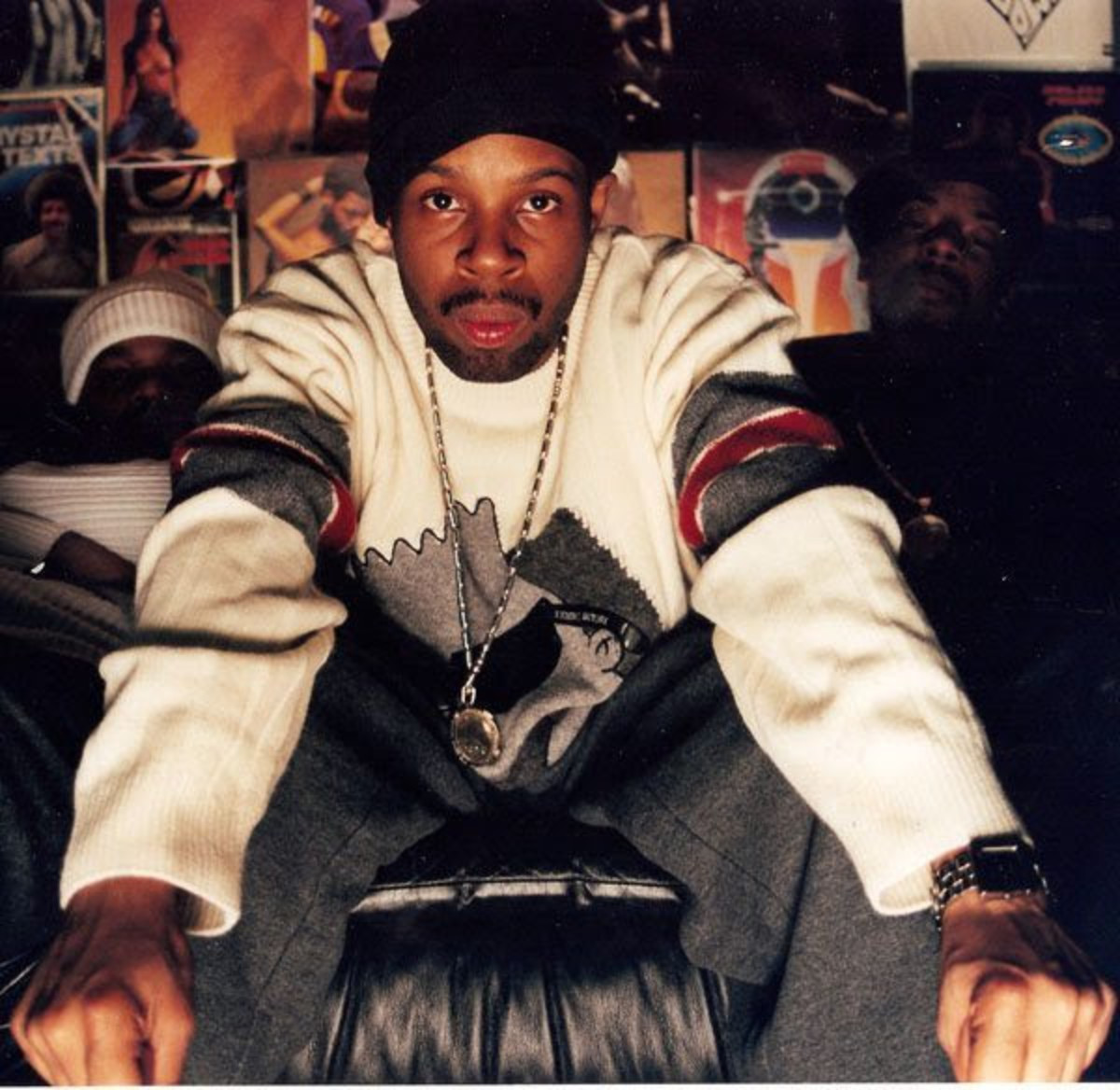 A Tribute to J Dilla Press Photo