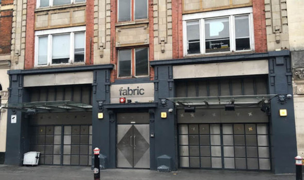Fabric London Front Outside Face