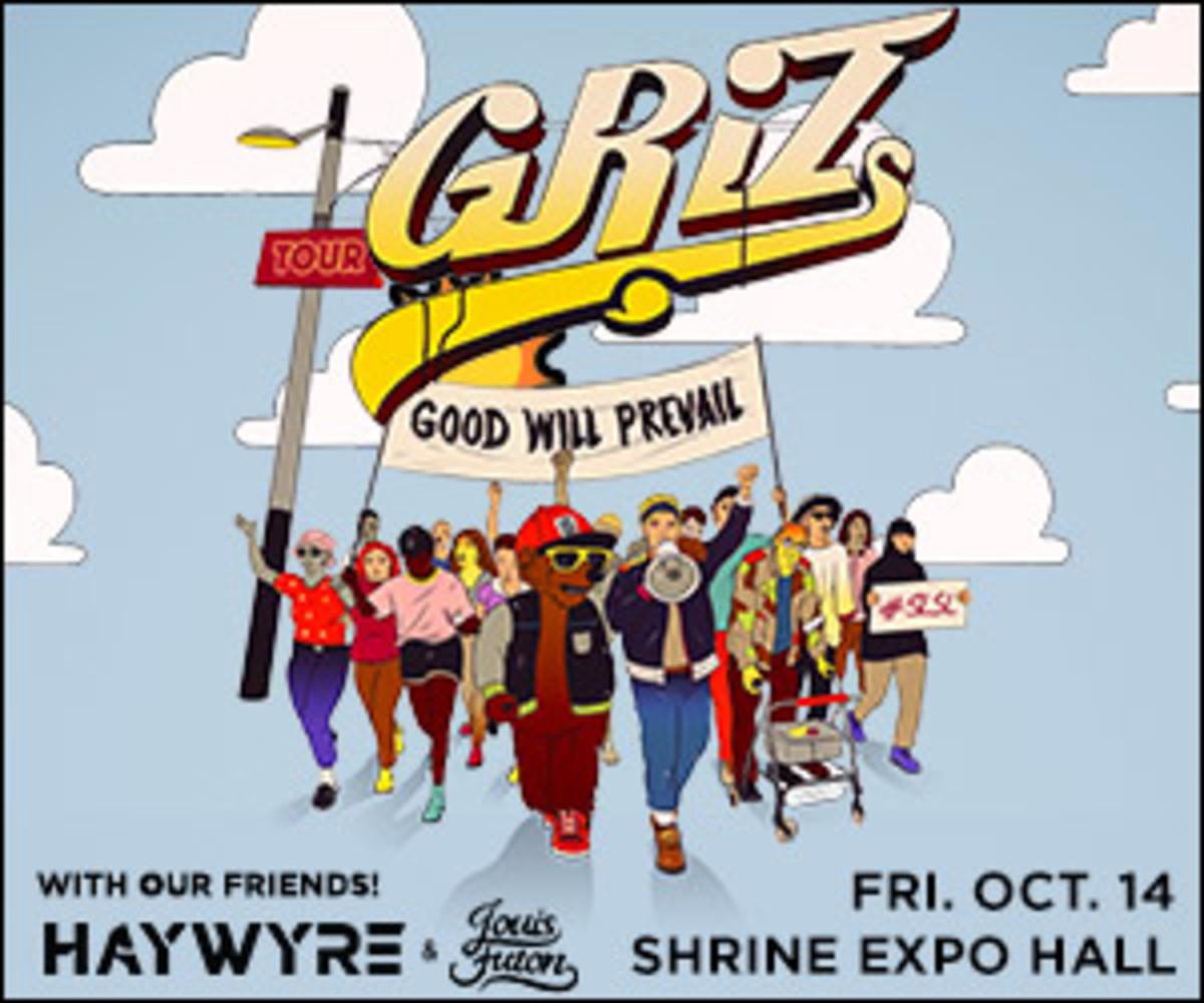 GRiZ Tickets Here