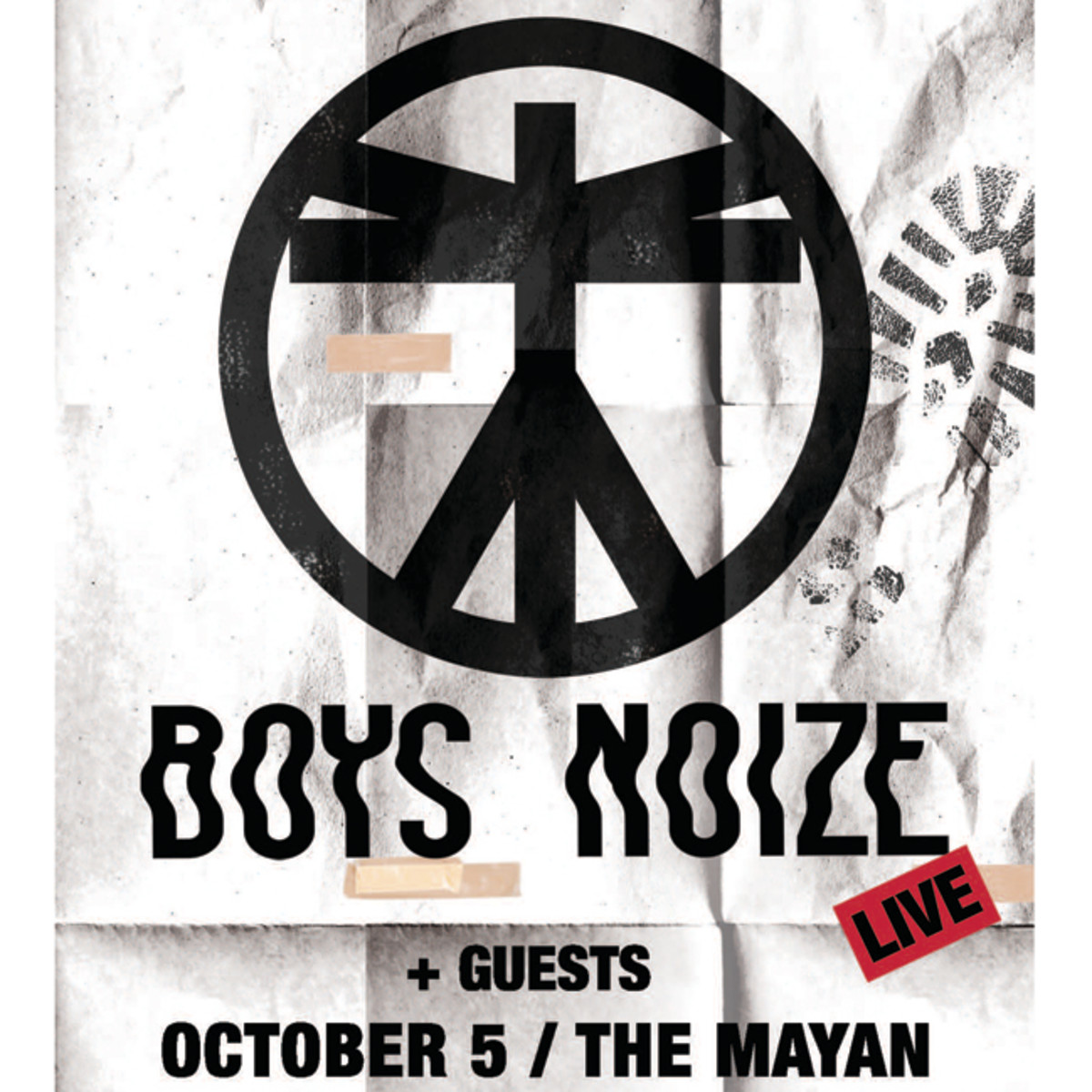 Buy Boys Noize Tickets Here