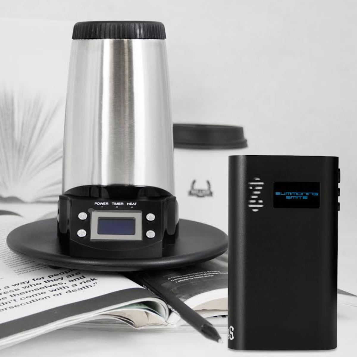 Dry Herb Vaporizers – The Ultimate Buyer's Guide - Magnetic Magazine