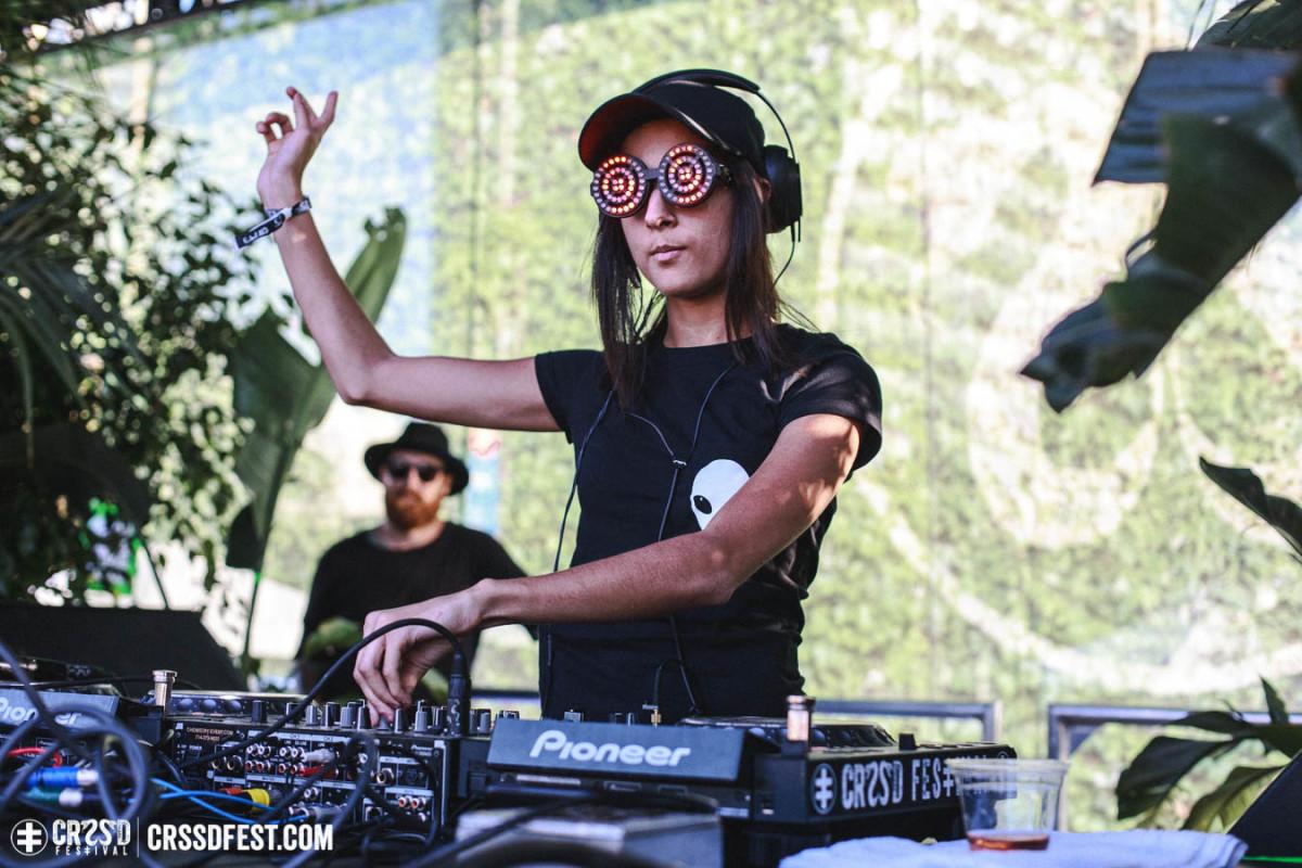 CRSSD Festival 2016 Rezz Felicia Garcia