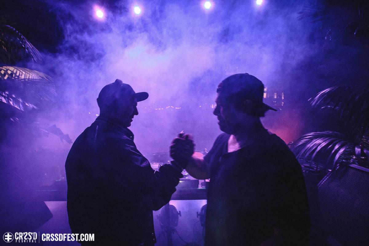CRSSD Festival 2016 Shiba San Justin Martin