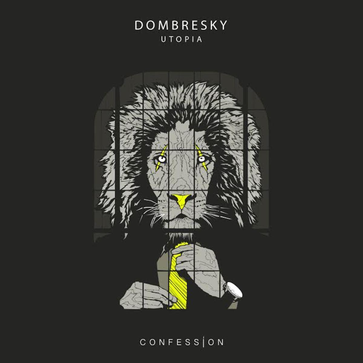 Dombresky Utopia Confession Artwork