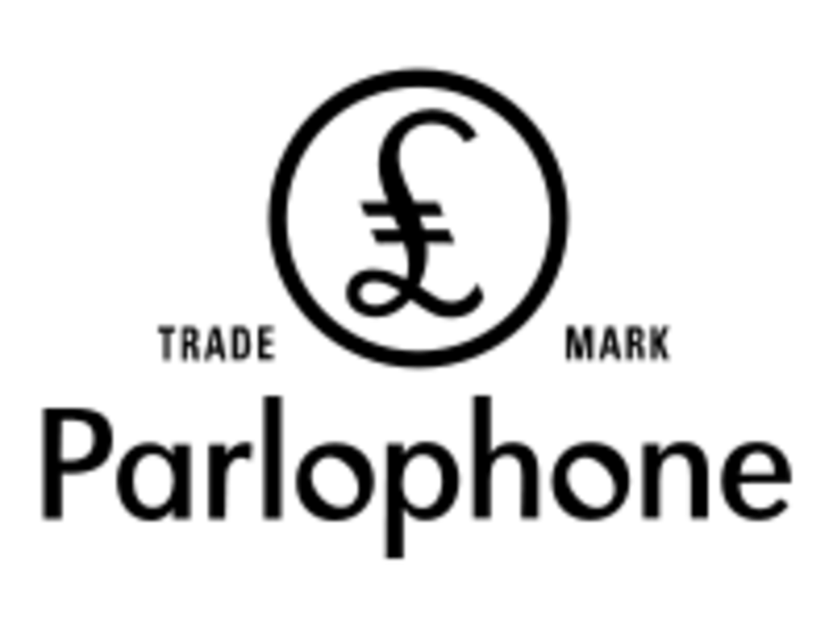 Parlophone logo