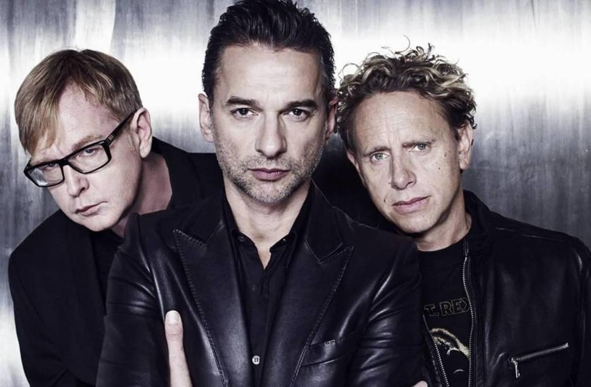 Depeche Mode Press Photo 2016