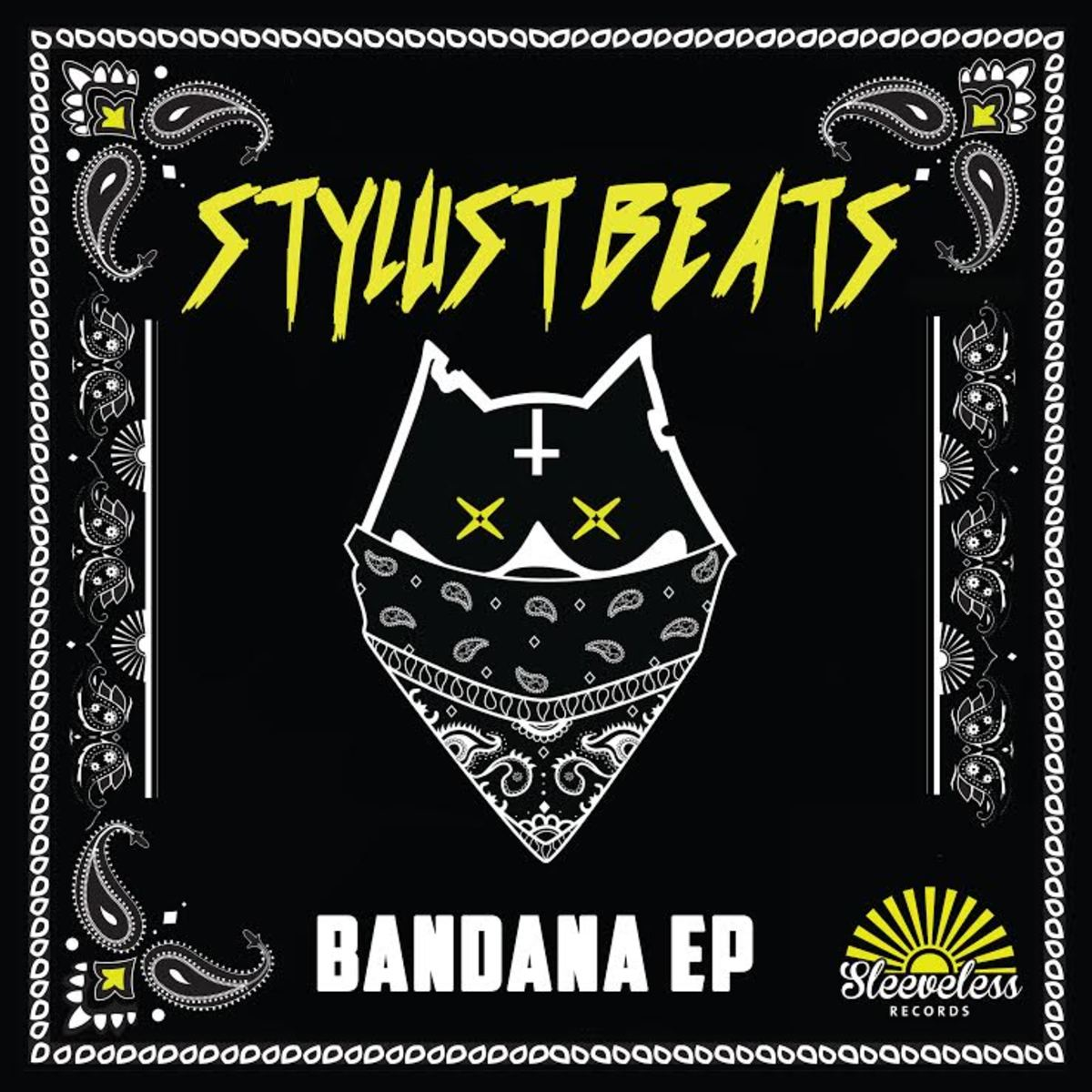 Stylust Beats Bandana EP Artwork