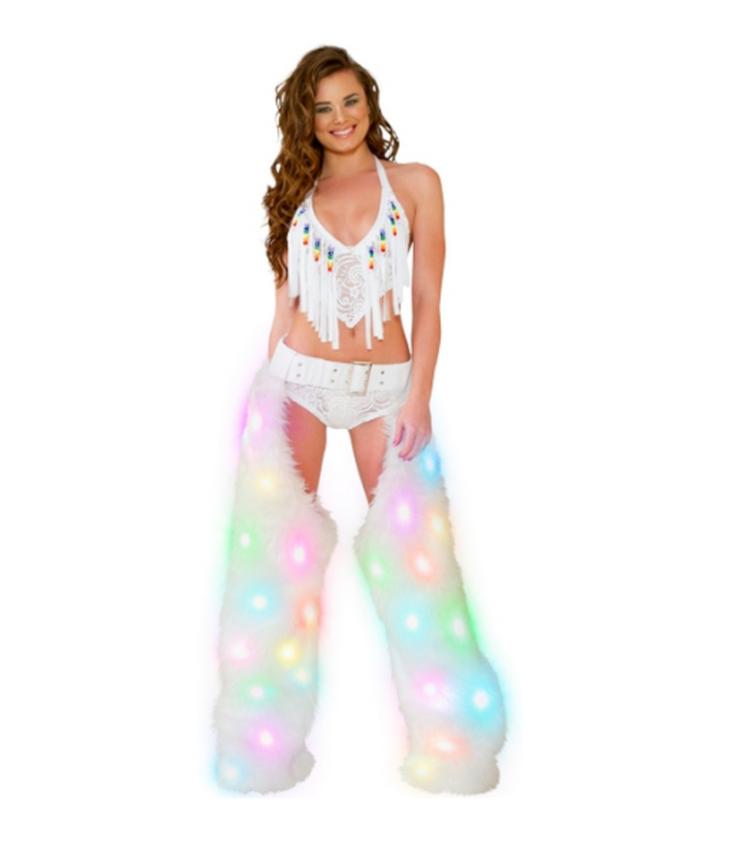 The Raver Cowgirl