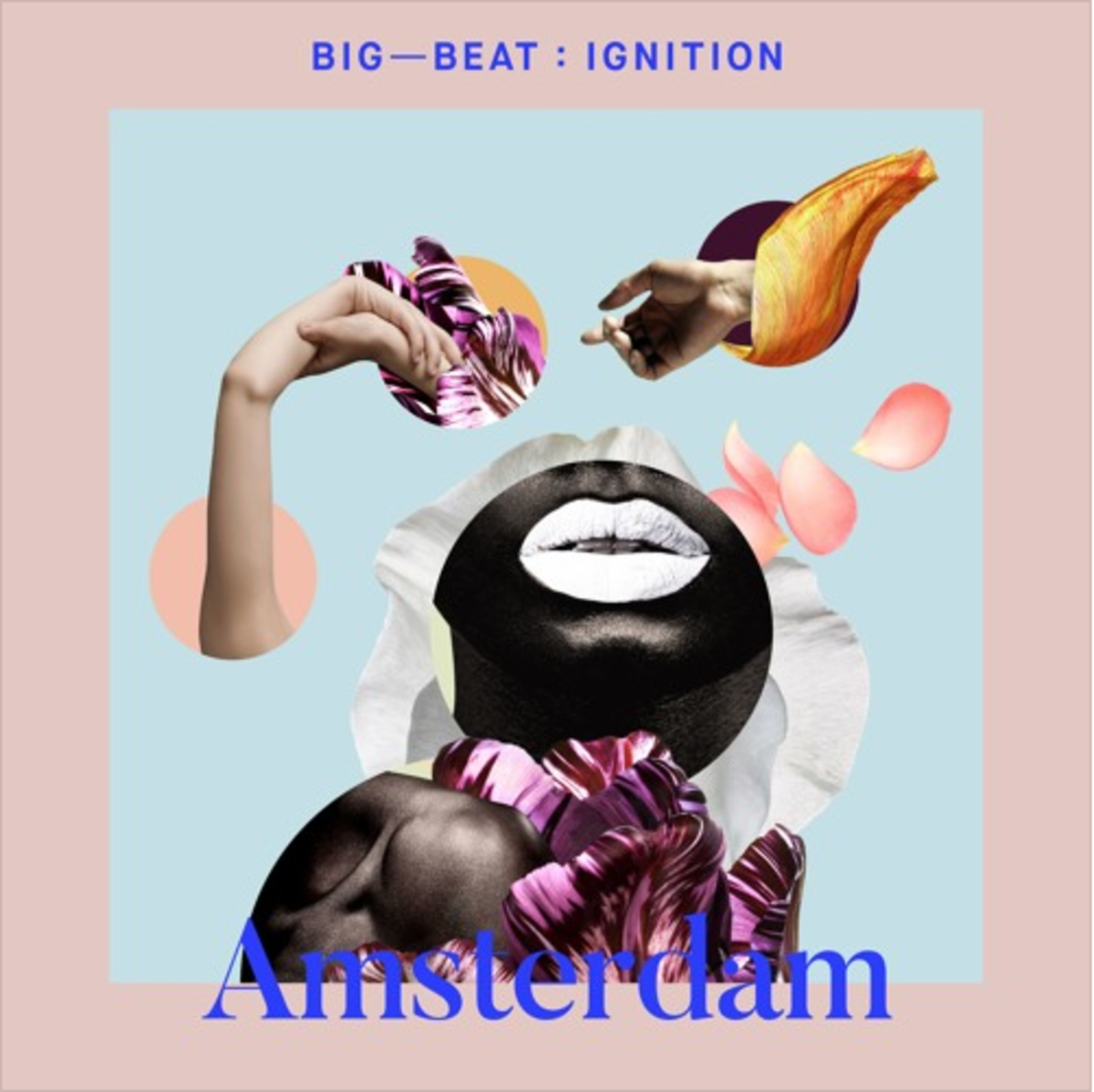Big Beat Ignition Amsterdam Artwork