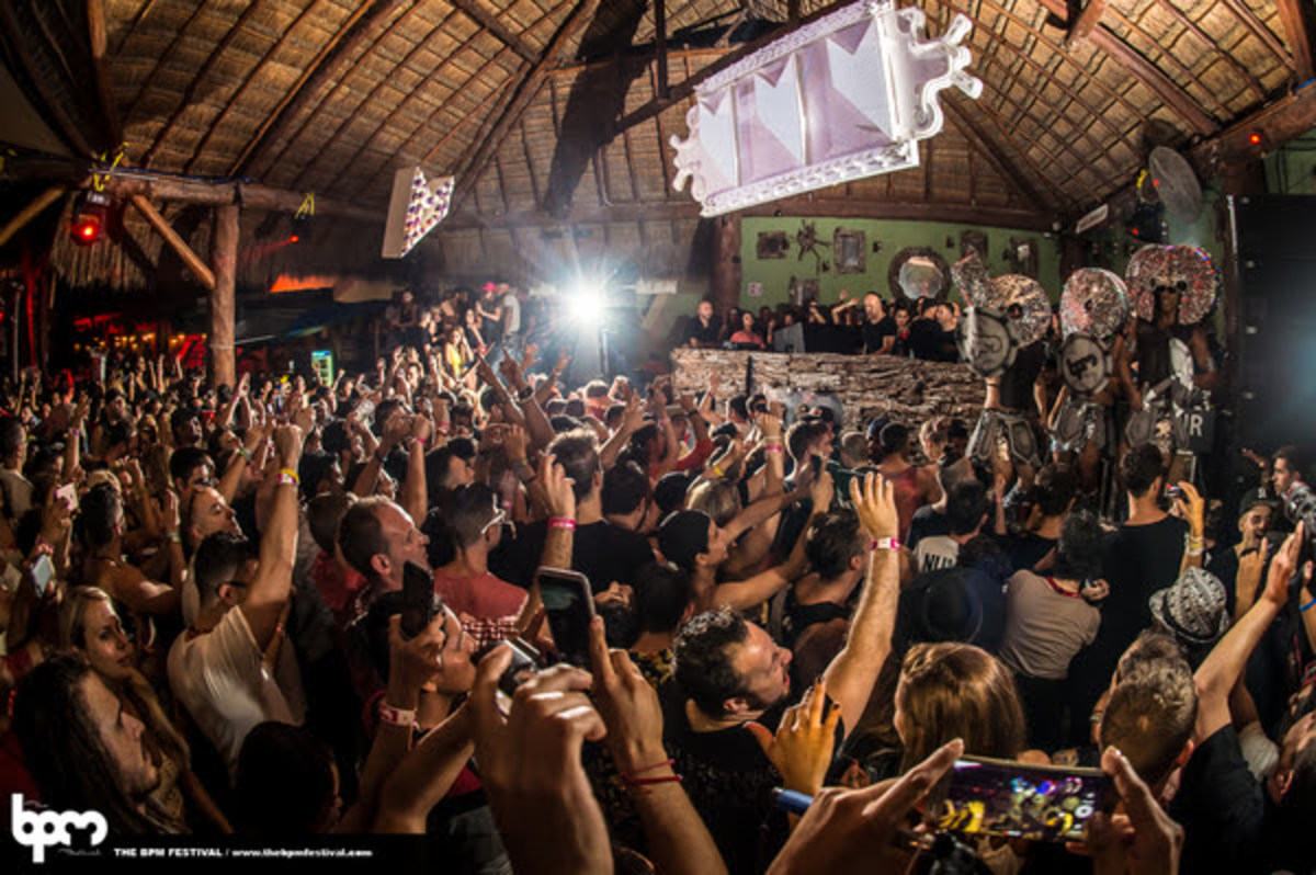 BPM Festival Music On Blue Parrot 2016