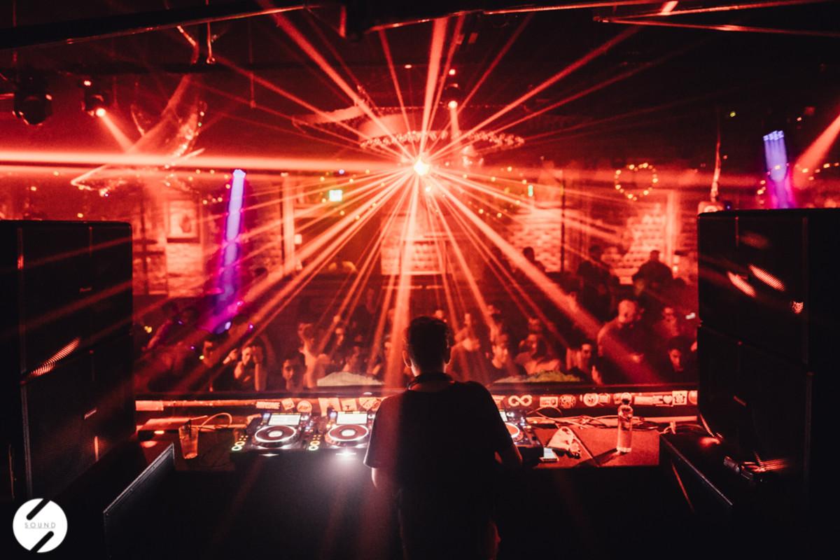 Maxxi Soundsystem @ Sound Nightclub