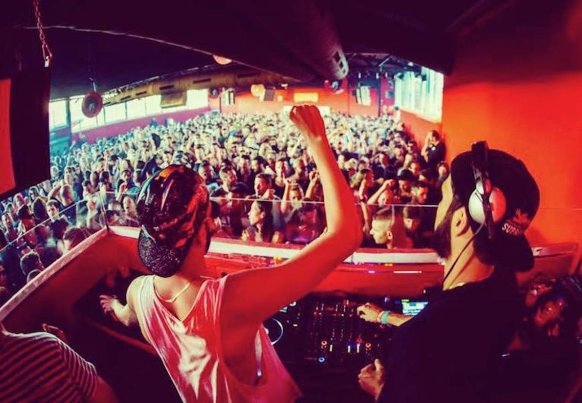 The Martinez Brothers @ Circoloco, DC10, Ibiza - Photo Credit: Essential Ibiza