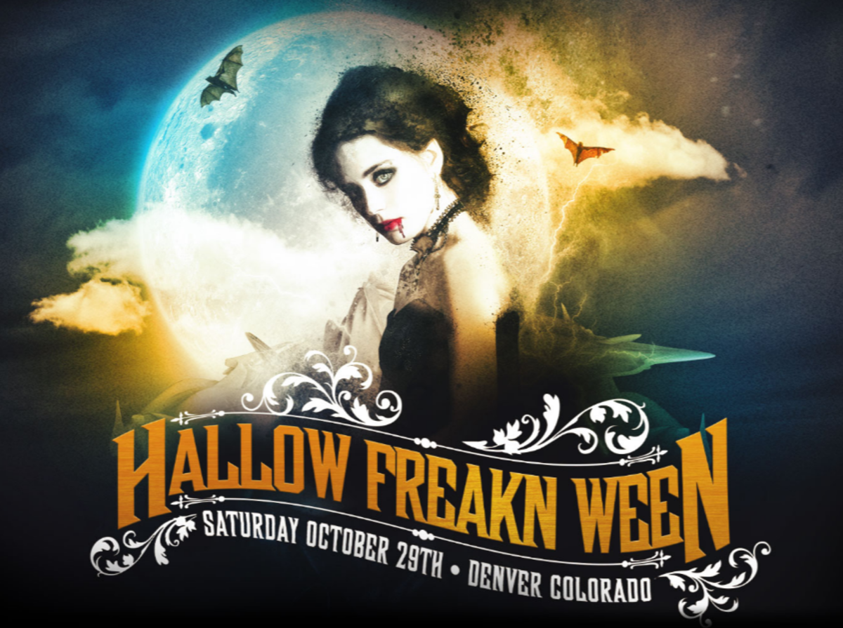 Hallowfreaknween Global Dance Artwork 2016