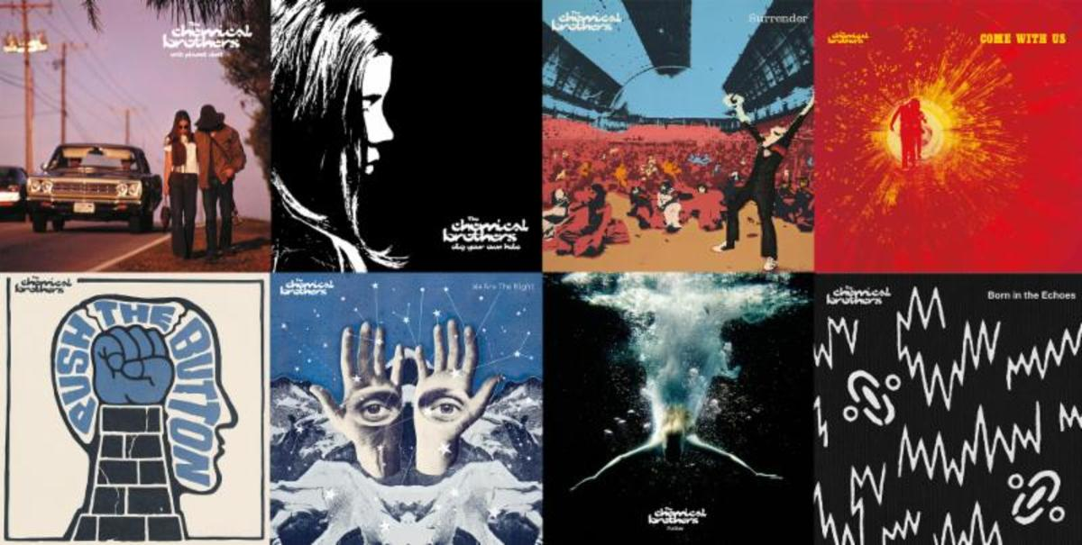 chemical brothers albums