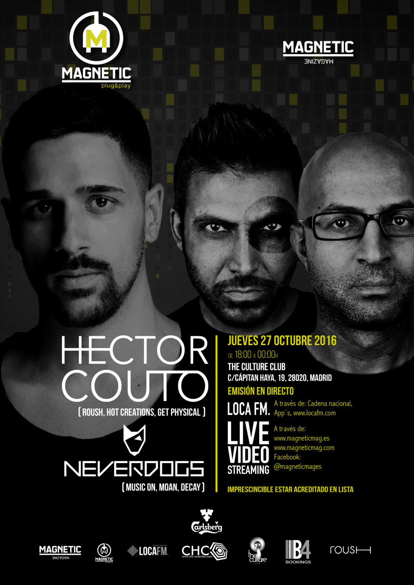 Plug&Play With Hector Couto and NEVERDOGS