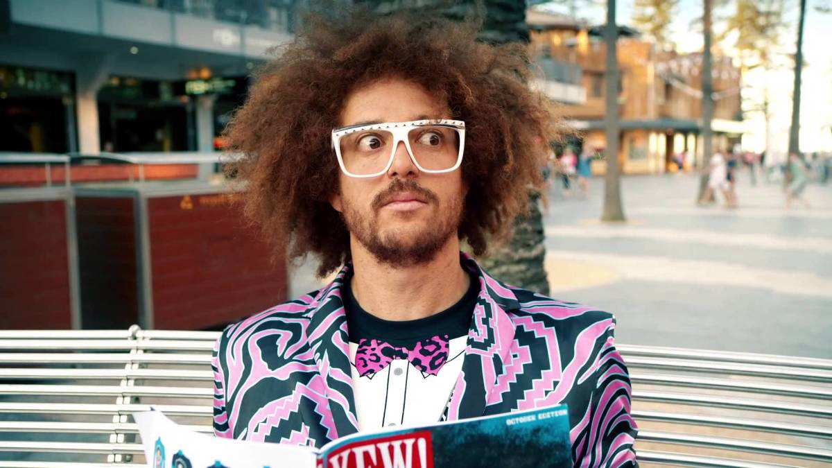 Red Foo - So easy