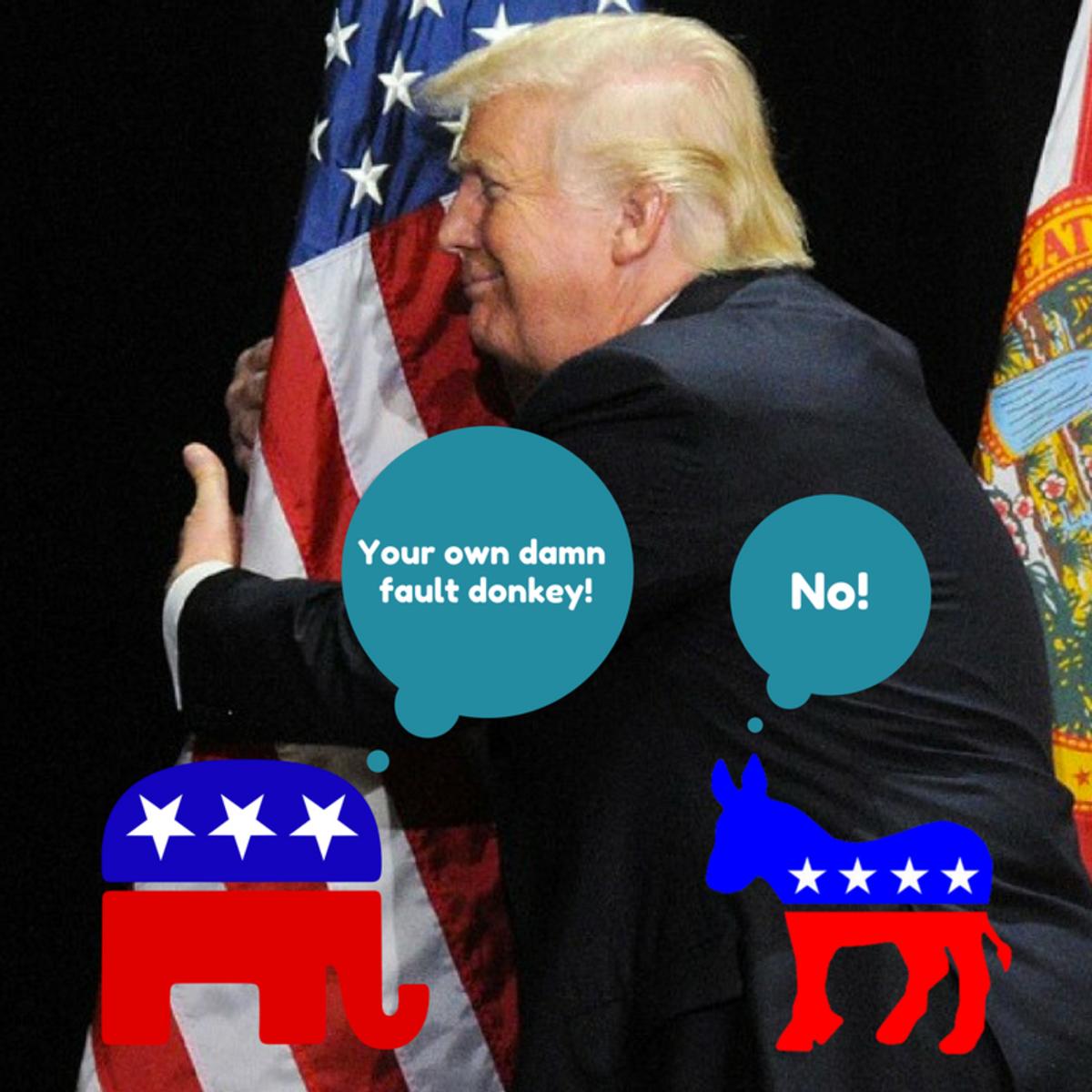 GOP vs. Sore Losers