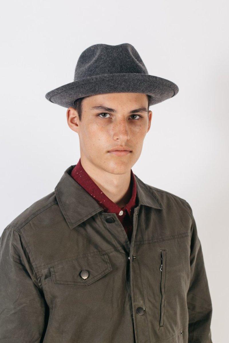 The Tamarak Jacket worn with style