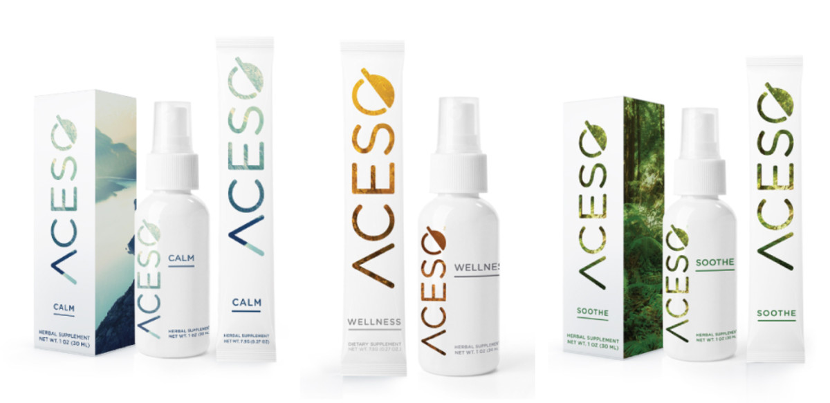 The Aceso product lineup