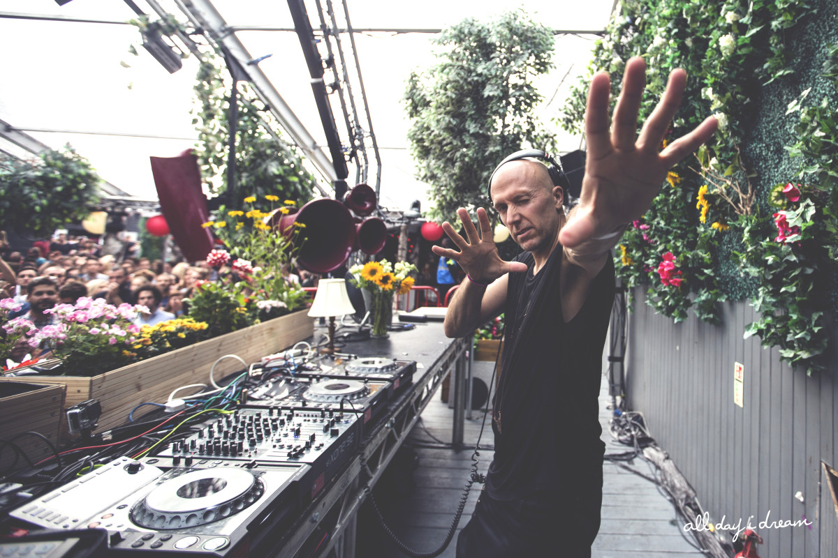 All Day I Dream is the brainchild of beloved DJ/Producer Lee Burridge.