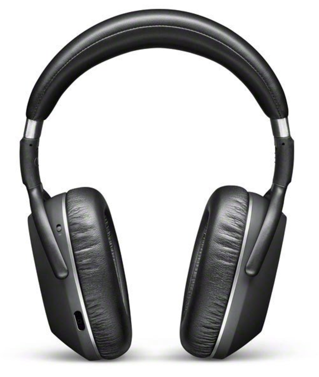 The Sennheiser PXC 550 Wireless Headphones