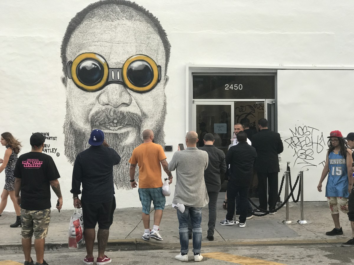 The Streets of Wynwood
