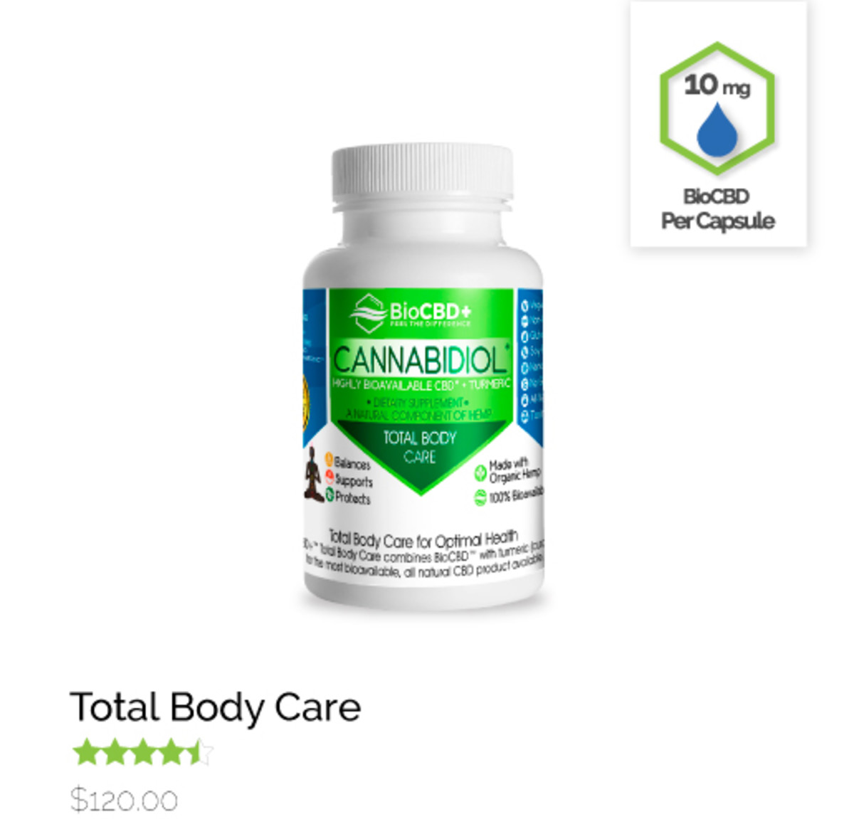 Total Body Care Capsules